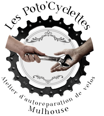 Logo Poto'Cyclettes (fond clair)