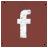 Logo facebook rouge