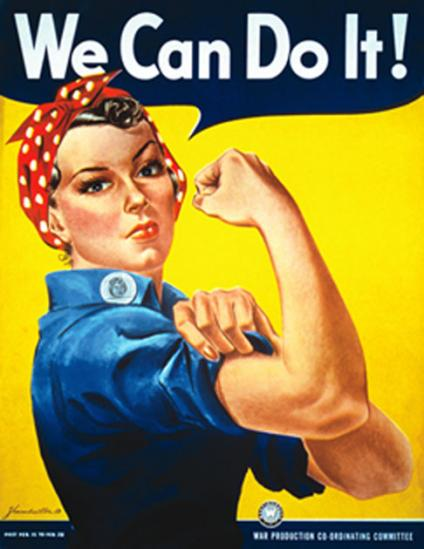 We can do it 1